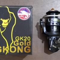 Reel Gold Kingkong GK 20 Golden Fish