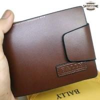 Dompet Premium Pria Wanita Kulit Import K17B Unik Branded