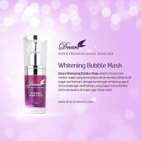Dnars Whitening Bubble Mask