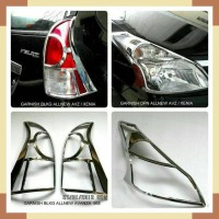 Harga j s l paket garnish list lampu depan belakang all new avanza xenia | antitipu.com