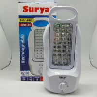 Lampu Emergency Darurat LED SHL L6005 SURYA