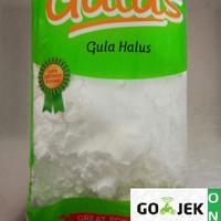 Gula Halus Gulus 500gr ( bahan icing sugar) GOJEK ONLY