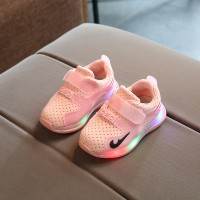 Sepatu Bayi LED usia 0-1Tahun