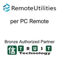 Remote Utilities per PC Remote License