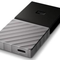 (Murah) SSD WD My Passport 1TB - SSD Eksternal External USB 3.1