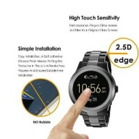 Tempered Glass Anti Gores Kaca Smartwatch Fossil Q Founder grab i