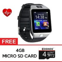 AJG0092 Cognos M8 Smartwatch Heart Rate DZ09 - FREE SD CARD 4GB s