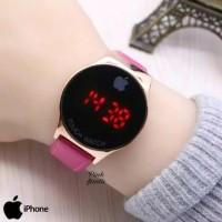 Jam Tangan Wanita Iphone/Apple Kulit BEST SELLER