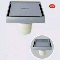 Harga floor drain san ei hn908 smart drain | Pembandingharga.com