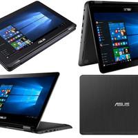 Harga brend original laptop tablet asus vivobook flip tp301ua core i3 | Hargalu.com