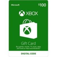 Voucher Xbox $100