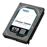 "HGST Ultrastar 3.5"" 6TB Enterprise Hard Disk"