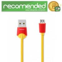 Remax Chips Series Kabel Micro USB - RC-114m ( - Kuning