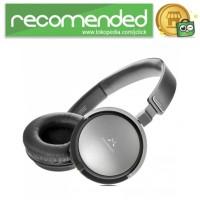 SoundMagic Vento Headphone Closed Back with Mic - P55 - Gun Black