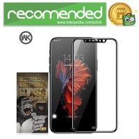 REMAX WK KingKong Series 3D Full Cover Tempered Glass Xiaomi Redmi 6x
