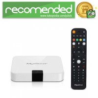 MyGica Media Player TV Set Top Box Android 6.0 4K - ATV495X - Putih