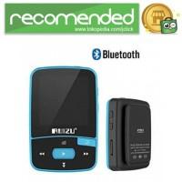 Ruizu X50 Sport Bluetooth HiFi DAP MP3 Player 8GB - Biru