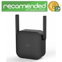 Xiaomi Pro WiFi Amplify Range Extender Repeater 300Mbps - R03 - Hitam