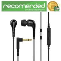 SoundMagic Earphone In Ear With Mic - ES11S - Hitam