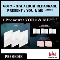 GOT7 Present You And Me Edition 3rd Album Repackage