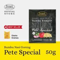 REMPAH NUSANTARA BUMBU NASI GORENG PETE SPESIAL (50 GRAM)