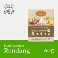 REMPAH NUSANTARA BUMBU RENDANG 60 GRAM