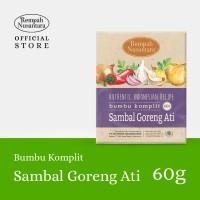 REMPAH NUSANTARA BUMBU SAMBAL GORENG ATI MERAH 60 GRAM