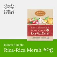 REMPAH NUSANTARA BUMBU RICA-RICA MERAH 60 GRAM