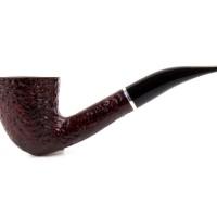 Savinelli Pocket Rusticated 920 (6mm) - Pipa Cangklong Briar Wood Pipe