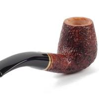 Savinelli Venere Rusticated 628 (9mm) - Pipa Cangklong Briar Wood Pipe
