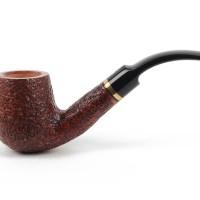 Savinelli Venere Rusticated 603 (6mm) - Pipa Cangklong Briar Wood Pipe