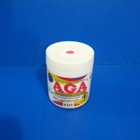 CAT ACRYLIC AGA WARNA PINK TERANG S111 100CC BEST QUALITY/cat akrilik