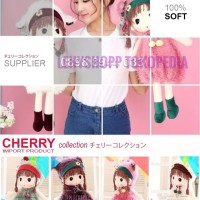 Boneka Jepang Cherry Collection Import