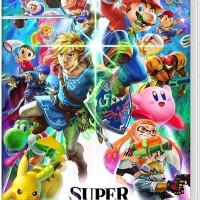 Nintendo Switch Super Smash Bros. Ultimate (USA / Asia / English)