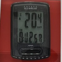 Speedo meter Velo Wireless - Speedo Cat Eye - speedometer sepeda - eye