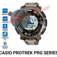 Tempered Glass Smartwatch Protrek PRG 250T