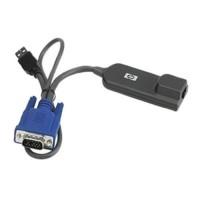 HP AF628A KVM Console USB Interface Adapter (Original HP)