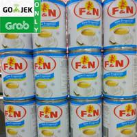 susu cair evaporasi fn f&n evaporate ( evaporated milk )
