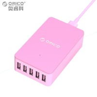 promo Orico USB Wall Travel Charger Hub 5 Port - CSE-5U mxs
