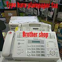 Mesin Fax Panasonic KXFP 387CX