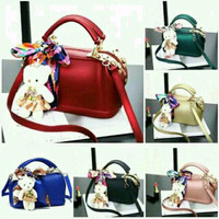 Tas Jelly Wanita Import Doctor Matte Chevron 154deb23df