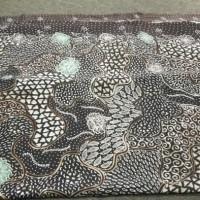Kain batik super sutera