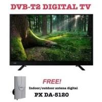 Stock LED TV TOSHIBA 40L3750VJ 40 INCH FULL HD DIGITAL DVB T2
