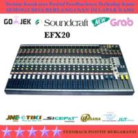 Mixer SoundCraft EFX 20 20 Channel