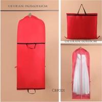 Harga tas pelindung baju pesta dari debu l cover gaun pengantin cbp | antitipu.com