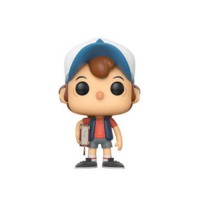 3pcs 240 Gravity Falls Boy DIPPER PINES Action Figures Toy Kids Chris