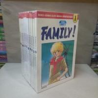 Jual Komik Family! 1-11 End.Lengkap.Serial Candy'S By Watanabe Taeko.