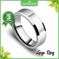 Promo CIncin Kawin Perak Large Ring