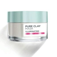 Harga Loreal Pure Clay Mask Travelbon.com