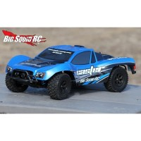 RC CAR / MOBIL 1/10 SC SHORT COURSE CASTER RACING SCT10 RTR BRUSHLESS